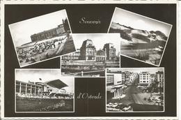 Souvenir D'Ostende.  (scan Verso)