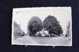 P 209 /  Liège > Saint-Georges-sur-Meuse - Stockay,  Place Th. Douffet , Circulé En . - Saint-Georges-sur-Meuse