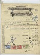 Stabroek : Conserves Alimentaires : Van De Poel & Co  1932 - Belgique