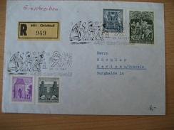 ÖSTERREICH 29.12.1967 Reco Christkindlbeleg Mit Ersttag Dreikönigstempel - 1945-.... 2ème République