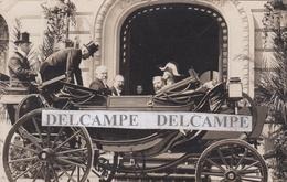BAR LE DUC 1913 - 3 Cartes Photos De La Visite De POINCARE, Dessin Manuscrit Concernant La Famille Ferrette.....( 55 ) - Bar Le Duc