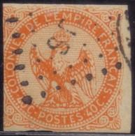 YT5 Aigle 40c - Losange SPM Saint-Pierre-et-miquelon - Aigle Impérial
