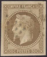 YT9 Napoleon 30c - MQE Martinique