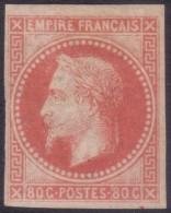 YT10 Napoleon 80c - Neuf*