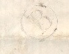 DROME 26 LA CHAPELLE EN VERCORD LAC TAD 17 Du 06/09/1877 Sur 25 C Sage  Boite Rurale B = Saint Martin TTB - Storia Postale