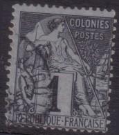 YT46 Alphee Dubois 1c - Guadeloupe