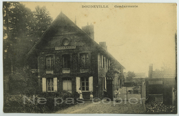 Doudeville La Gendarmerie 1920 - France