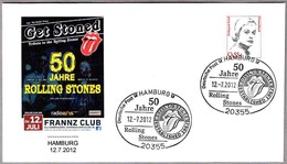 50 AÑOS ROLLING STONES - 50 YEARS. Hamburg 2012