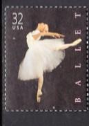 USA 1998 50th Anniversary Of New York City Ballet, MNH (SG 3511) - United States