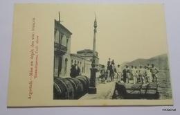 ARGOSTOLI-Mise En Dépot Des Vins Français - Grèce