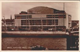 ROYAL FESTIVAL  HALL / LONDON  / LOT 1838 - Andere
