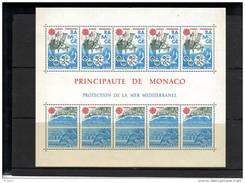 MONACO Y&T BL 34, ** MNH 1986 EUROPA CEPT.