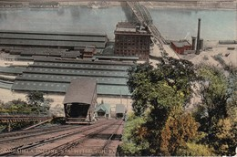 POST CARD  - PITTSBURGH - Mononghaela Incline - Pittsburgh