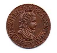 Double Tournois 1611 - France