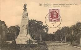 Bruxelles - Ganshoren - Monument Des Soldats Morts Pour La Patrie - Ganshoren