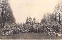 ** Carte Photo ** MILITARIA - Deutschland Allemagne - COBLENTZ : 23 ème Régiment Infanterie ( Photo Grouipe ) - CPA - - Régiments