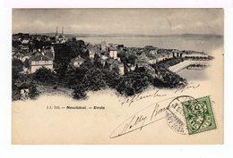 Neuchâtel. Evole. (1595) - NE Neuchâtel
