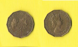 Nigeria 3 Pence 1959 - Nigeria