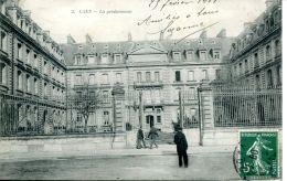 N°30865 -cpa Caen -la Gendarmerie- - Caen