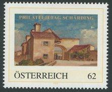ÖSTERREICH / Philatelietag Schärding / Postfrisch / ** / MNH