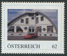 ÖSTERREICH / Philatelietag Riedlingsdorf / Postfrisch / ** / MNH