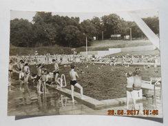 CP Allemagne  BRANDENBURG  ( Havel ) Schwimmbad Am Marienberg - Brandenburg