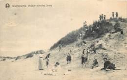 Ostende - Mariakerke - Enfants Dans Les Dunes