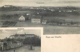 Tchéquie - Gruss Aus Weseritz - Bezdružice - Czech Republic