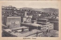 CARTOLINA - POSTCARD - BERGAMO - CENTRO - Bergamo