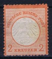 Deutsche Reich: Mi Nr 9 Not Used (*) SG - Deutschland