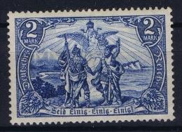 Deutsche Reich: Mi Nr 79 A   MH/* Falz/ Charniere 1902 - Deutschland