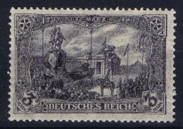 Deutsche Reich: Mi Nr 80 B 25 : 16    MH/* Falz/ Charniere 1902