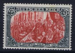 Deutsche Reich: Mi Nr 81 A 26 : 17    MH/* Falz/ Charniere 1902 Signed/ Signé/signiert