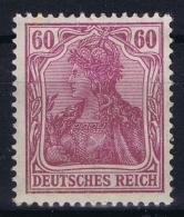 Deutsche Reich: Mi Nr 92 I  MH/* Falz/ Charniere 1905