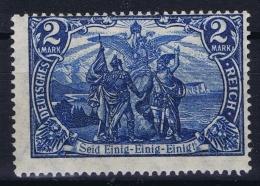 Deutsche Reich: Mi Nr 95 A II  26 : 17  MH/* Falz/ Charniere 1915 - Deutschland