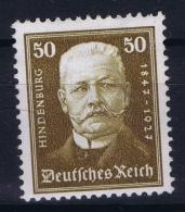Deutsche Reich:  Mi Nr 406 Postfrisch/neuf Sans Charniere /MNH/**