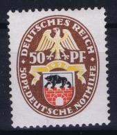 Deutsche Reich:  Mi Nr 429 Postfrisch/neuf Sans Charniere /MNH/**  1928