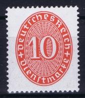 Deutsche Reich:  Mi Nr 123 Postfrisch/neuf Sans Charniere /MNH/** 1927