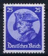 Deutsche Reich:  Mi Nr 481 Postfrisch/neuf Sans Charniere /MNH/** 1933 Spots - Ungebraucht