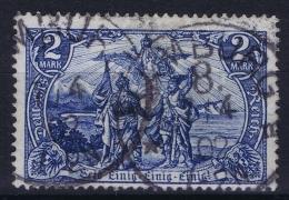 Deutsche Reich:  Mi Nr 79 A  Gestempelt/used/obl.  1902 Hamburg