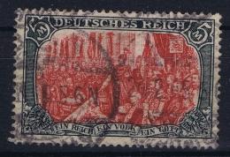 Deutsche Reich:  Mi Nr 97 AII  26 : 17   Gestempelt/used/obl.