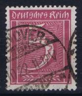 Deutsche Reich:  Mi Nr 177 Gestempelt/used/obl. 1921 Signed/ Signé/signiert BPP - Gebraucht