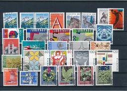 SCHWEIZ  Mi.Nr. 1489-1515  Jahrgang 1993 - Siehe Scan  - Used - Schweiz