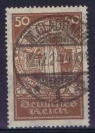 Deutsche Reich: Mi Nr 354 Gestempelt/used/obl. 1924
