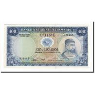 Portuguese Guinea, 100 Escudos, 1971, KM:45a, 1971-12-17, NEUF - Guinée