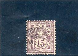 SUISSE 1905-7 O