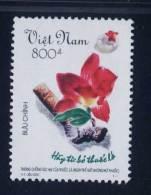 Vietnam Viet Nam MNH Perf Withdrawn Stamp 2001 : Preventing The Tobacco Harm / World Day Non-smoker (Ms864) - Vietnam