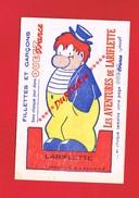 Publicité ... Les Aventures De LARIFLETTE Le Plus Populaire Héros De D.LABORNE ...Ouest-France ... - Advertising