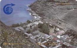 ST. HELENA : STH-05 £15  Jamestown HArbour  1CSHE  USD  Only 400 !! Very Rare - St. Helena Island