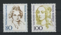 ALLEMAGNE FEDERALE   Série Courante     N° Y&T  1587 Et 1588  **